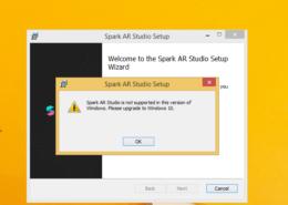 Скачал на Windows 10 программу и при установке вначале выдает такую ошибку