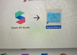 Скачала Spark Ar Studio и не получается войти
