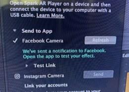 Не могу получить ссылку на Инстаграм