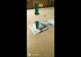 Создание игры привязанной к изображению (маркеру)