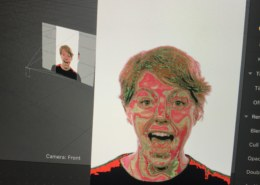 Конфликт маски с фильтром