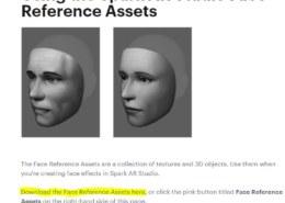 Здравствуйте! Не могу найти FaceMesh для 3D редактора!