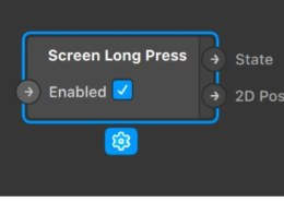 Screen Long Press
